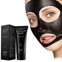 60ml Face Mask Suction Black Mask Deep Cleansing Tearing Blackhead Remover