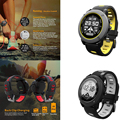 Elenxs GPS водонепроницаемые уличные спортивные часы для бега и верховой езды многофункциональные умные часы UW90 Bluetooth наручные часы