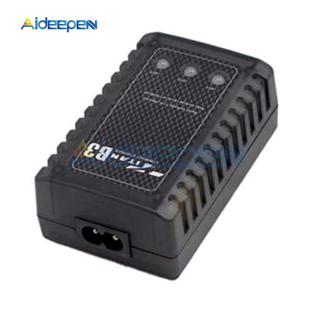B3 7.4 V 11.1 V Lithium Battery Charger Li-Polymer Battery Charger 2 S 3 S Sel untuk RC lipo AEG Airsoft Adonan