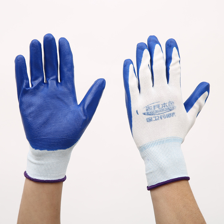 cotton garden gloves