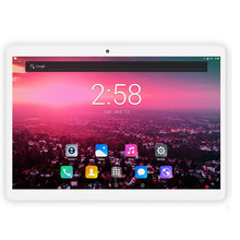 10 inch tablet pc Android 7.0 octa core 4GB RAM 32GB ROM Dual SIM WIFI FM GPS Bluetooth Smart 3G 4G LTE tablets pcs 10.1+Gifts