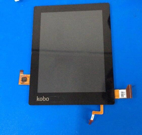 Écran tactile de 6 pouces avec écran Lcd ED060XH3 pour lecteur kobo aura (non HD) pour kobo aura (non HD)