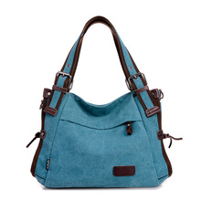 Fashion Women Canvas Messenger Bags Tote Crossbody bags Dumplings Female Canvas louis Handbags High Quality Shoulder Bags