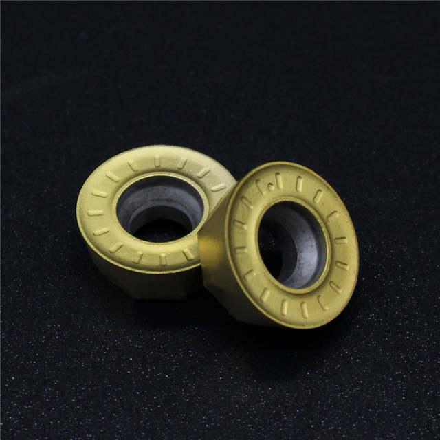 10pcs TaeguTec RPMT1204-M-C TT9080 R6 New Carbide Insert Milling Turning Tool