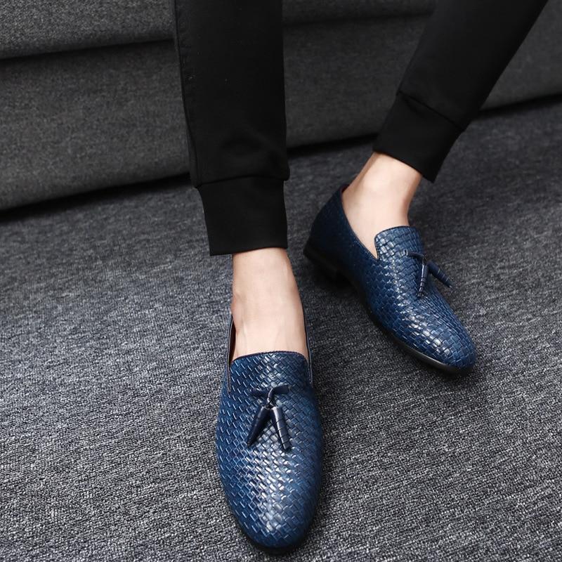 Yomior Men Shoes Luxs