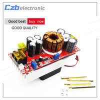 1800W 40A DC-DC Boost Converter 10-60V to 12-90V Step Up Power Supply Module