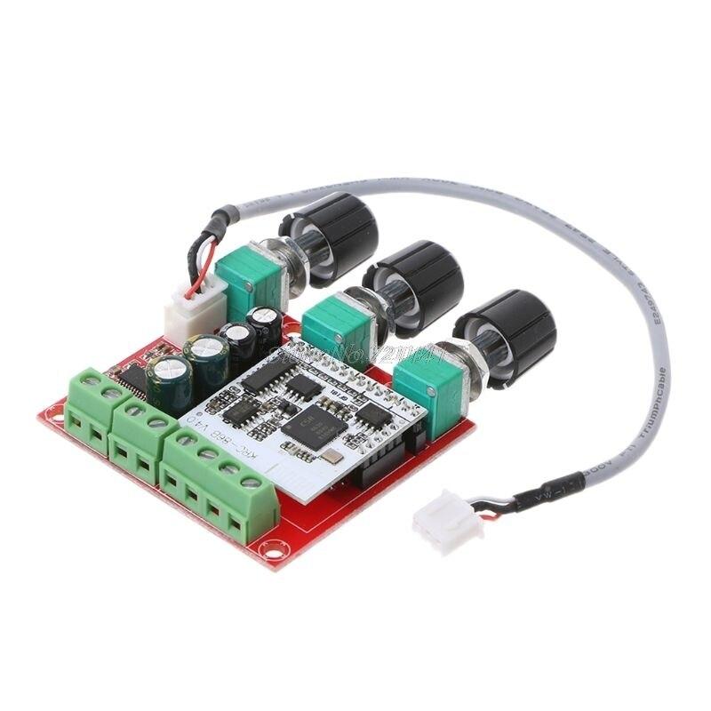 TPA3110D2 Bluetooth Subwoofer Amplificateur Numérique Conseil Audio 2.1CH Stéréo Module 15Wx2 + 30 w
