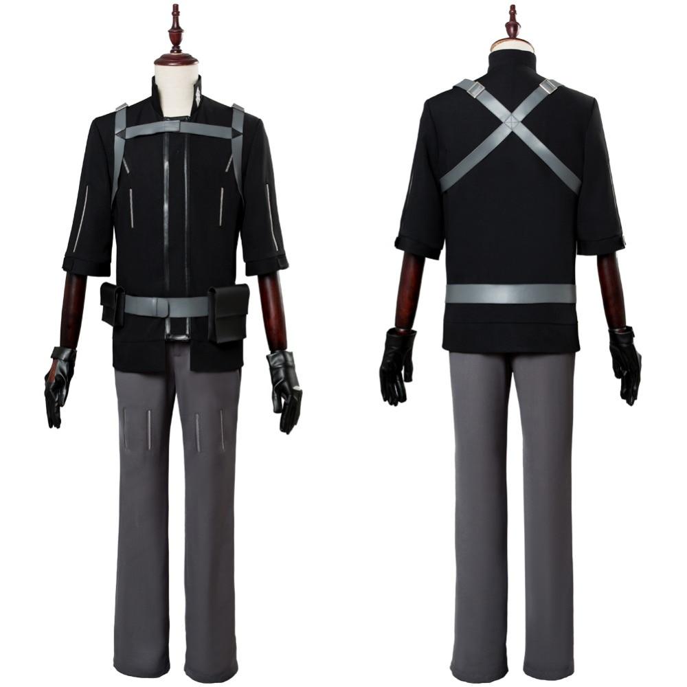 Fate Grand Order Cosmos in the lostbelt Fujimaru Ritsuka Cosplay Costume Uniform