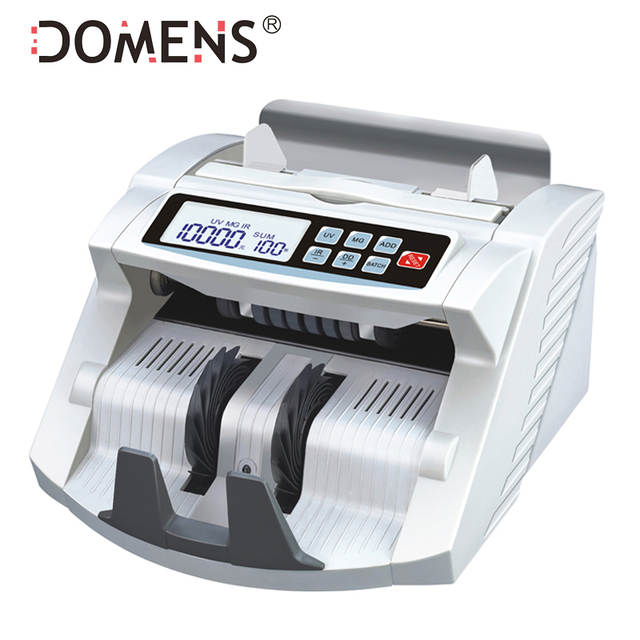 Bill Counter Uv Mg Size Ir Money Suitable For Multi Currency