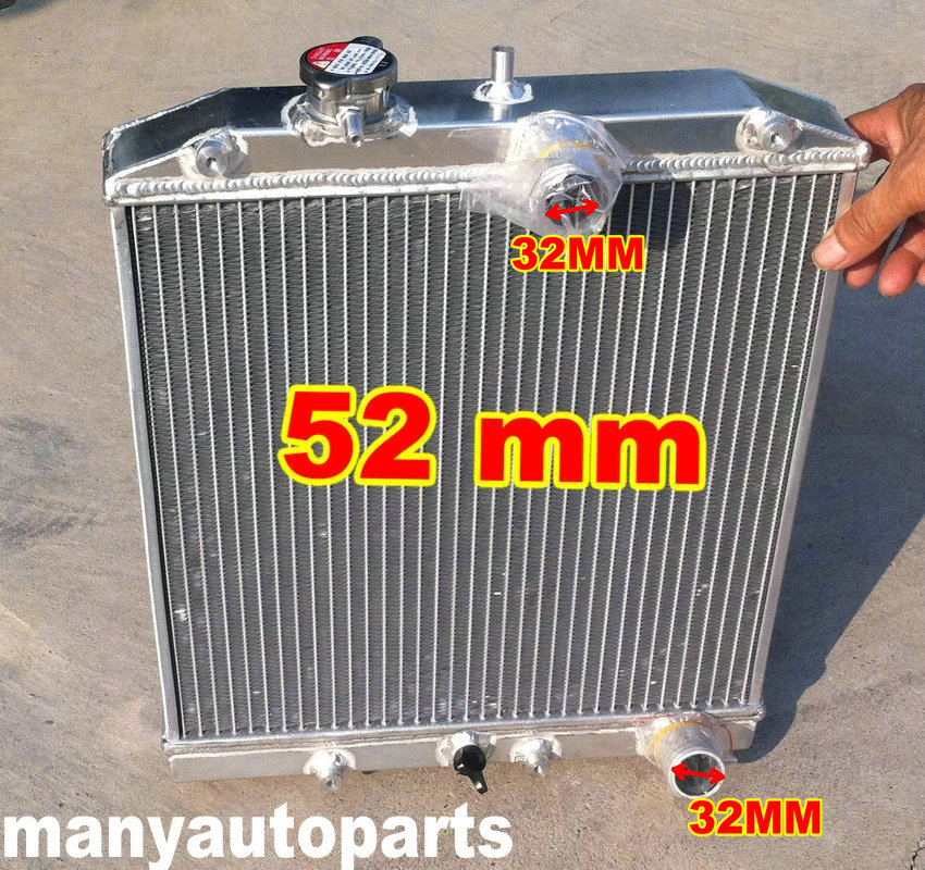 Aluminum radiator for HONDA XL600V Transalp