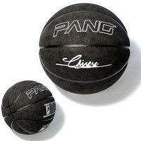 Size 7 PU Basketball Ball Basket Ball Soccer Training with Net Bag