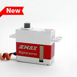 EMAX-ES9252HV Hollow Cup motor All Metal Digital Servo For 500-550 Class Helicopter 300 class helicopter