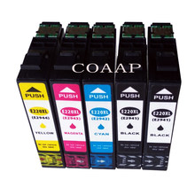 5 compatível T2941-T2944 XL cartucho de tinta para WorkForce WF-2630 WF-2650 WF-2660 Impressora