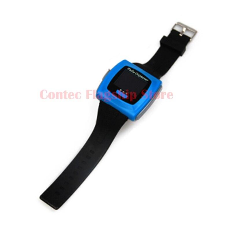 USA Stock, 2-5 days delivery, CMS50F wrist Pulse Oximeter, over night sleep study Oximetro, Spo2 pr Monitor USB+Software buy monitor usa