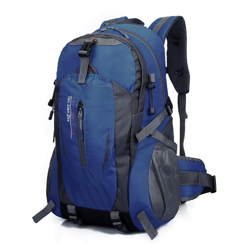 Multifunción montañismo bolsa de Hombre y Mujer mochila impermeable bolsa de via
