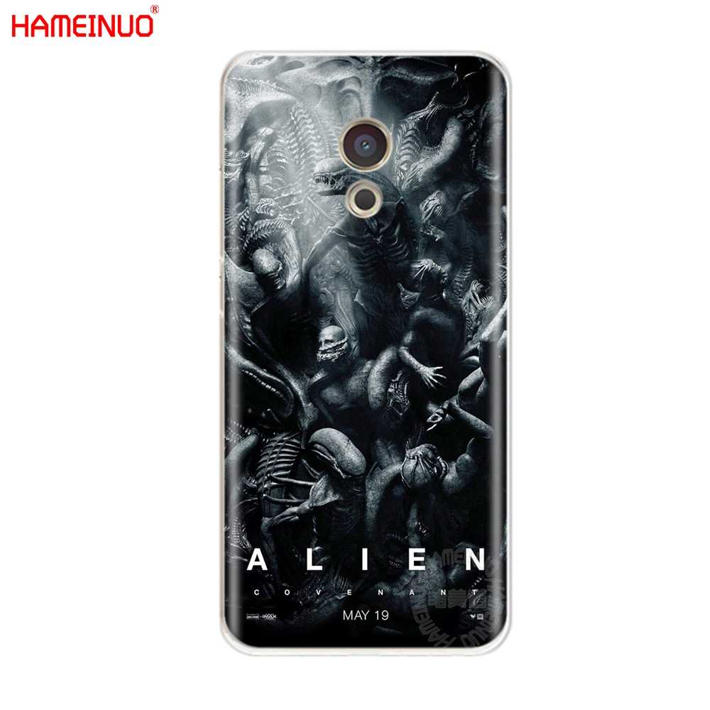 HAMEINUO Xenomorph Aliens predator pokrywa etui na telefon do Meizu M6 M5 M5S M2 M3 M3S MX4 MX5 MX6 PRO 6 5 U10 U20 note plus