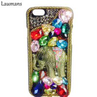 Elephant Case For Samsung Galaxy Note Luxury 3D Elephant Crystal Plastic Cover Shell For Samsung Galaxy