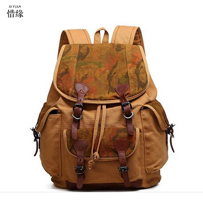 XI YUAN BRAND Hot Sale Men Women Unisex Military Backpack men's travel TRIP Bag waterproof Rucksacks women backpacks for student 2017 hot sale men 50l military army bag men backpack high quality waterproof nylon laptop backpacks camouflage bags freeshipping