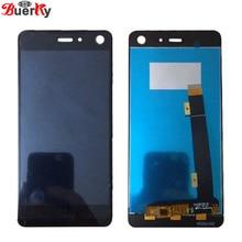 BKparts протестирован для Infinix S2 Pro X522 ЖК-дисплей сенсорный экран для Infinix X522 ЖК-дигитайзер полная сборка