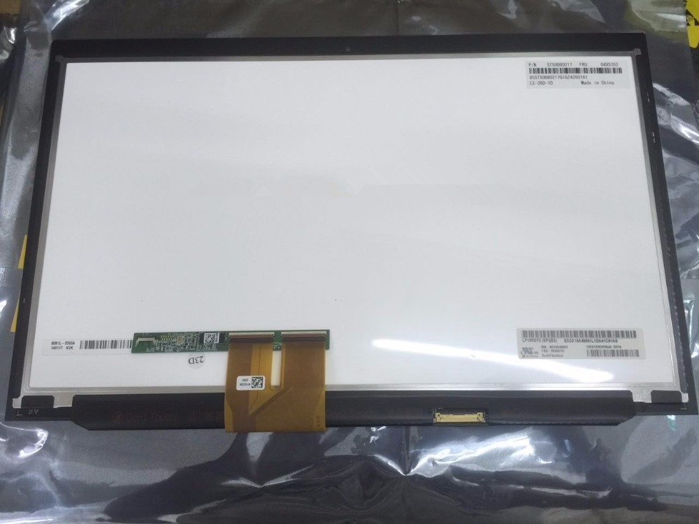 все цены на  For lenovo X240 X250 X240S LCD screen touch screen assembly  онлайн