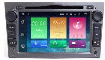 Android 8.0 4G RAM/Android 7.1 2G Car DVD player For Vauxhall Opel Astra H G J Vectra Antara Zafira Corsa GPS Radio 2 DIN stereo