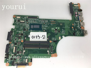 yourui For Motherboard For Toshiba Satellite L50 L50-B L50T-B DA0BLIMB6F0 i5-4210u CPU DDR3 Tested Working good