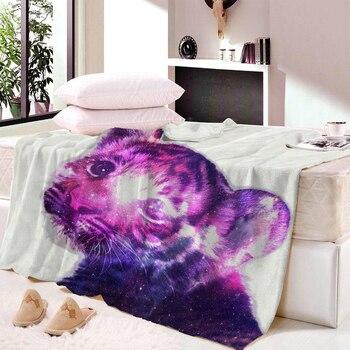 Teli Mare Personalizzati | Cat Animal Art Pisolino Coperta Super Soft E Confortevole Velluto Peluche Coperte E Plaid Coperta Telo Mare Personalizzato Panno Coperta In Pile