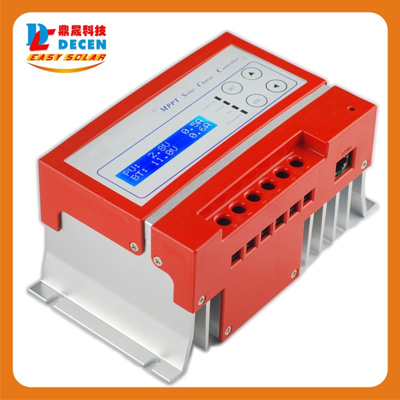 100% Real MPPT Solar Charge  Controller MUSE1015, 10amps 12V 24V 150VDC Solar Panel Battery Charge Controller Regulators