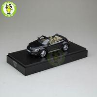 1 43 Scale VW Volkswagen Beetle Cabriolet Diecast Car Model Toys Black