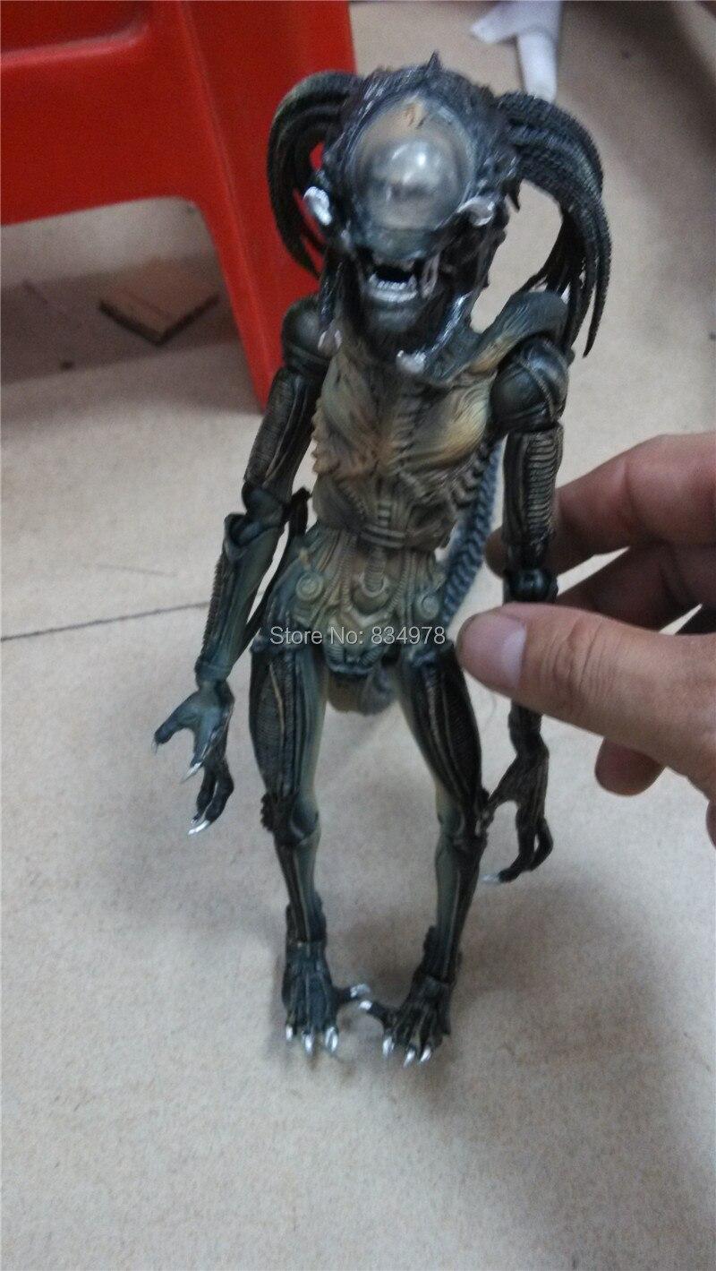 new 2014 neca predalien aliens vs predator requiem avp alien model 9