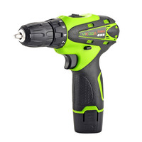 12v Cordless Screwdriver Rechargeable Drill Mini Battery Electric Drill One Lithium Battery Power Tools Carton Package