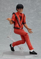 Classic King Popular Music MJ Jackson Thriller Style Figma 96 Action Figure Toys