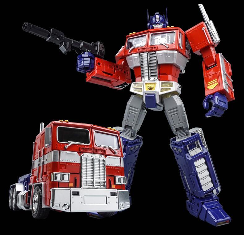 Weijiang Transformation robot toys metal Alloy OP MPP10 Commander Oversize AOE Evasion weijiang Action Figure