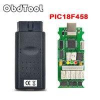 OPCOM V1.70 Firmware OBD2 Diagnostic Cable For Opel Cars OP COM V 1.70 Software 2014V OP-COM Can Bus Diagnostic Interface LR15