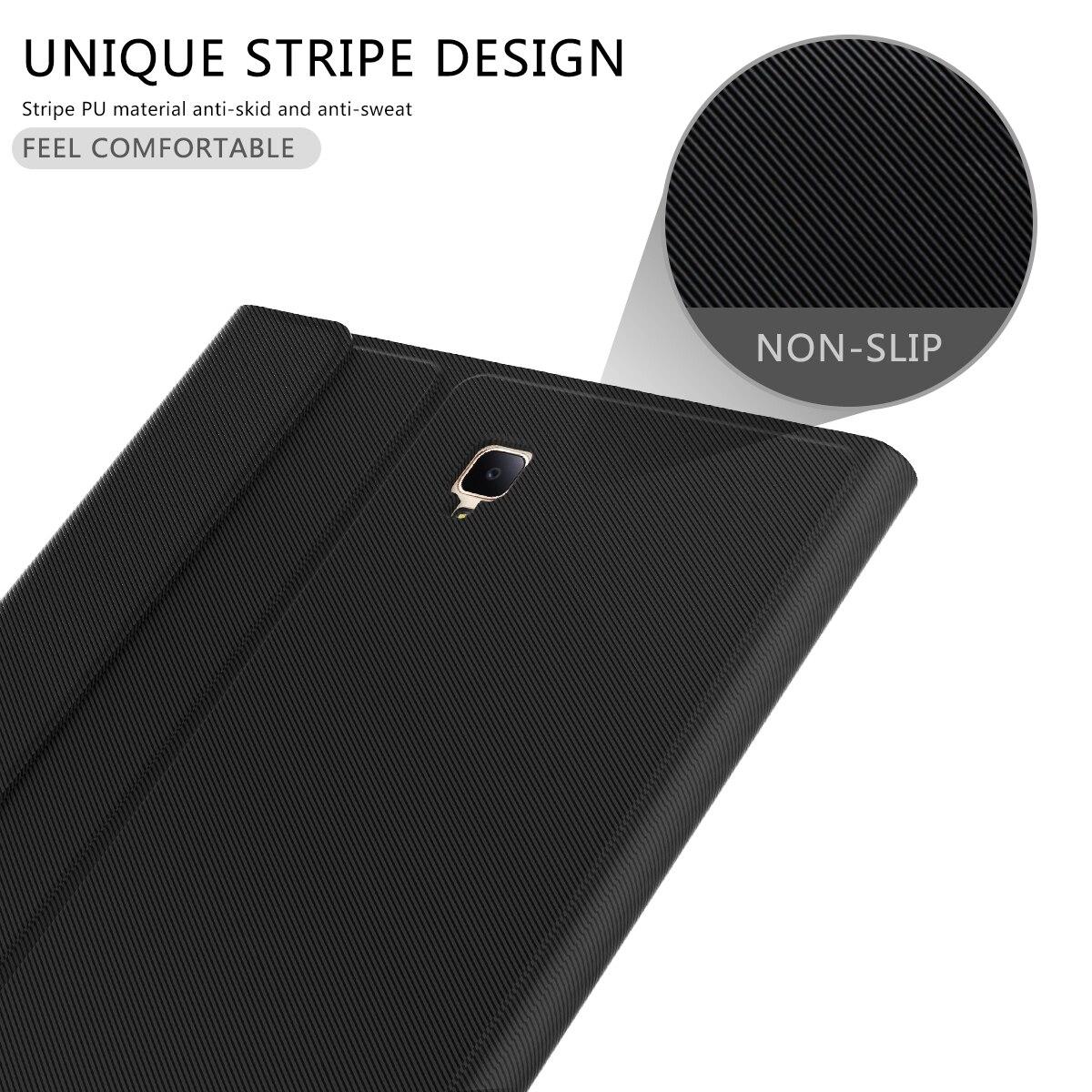 תאורה אחורית מקלדת עם תאורה אחורית Bluetooth איטלקית עבור Samsung Galaxy Tab 10.5 A2 T595 T590 להפרדה Tablet נרתיק עור ייחודי פס עיצוב (2)