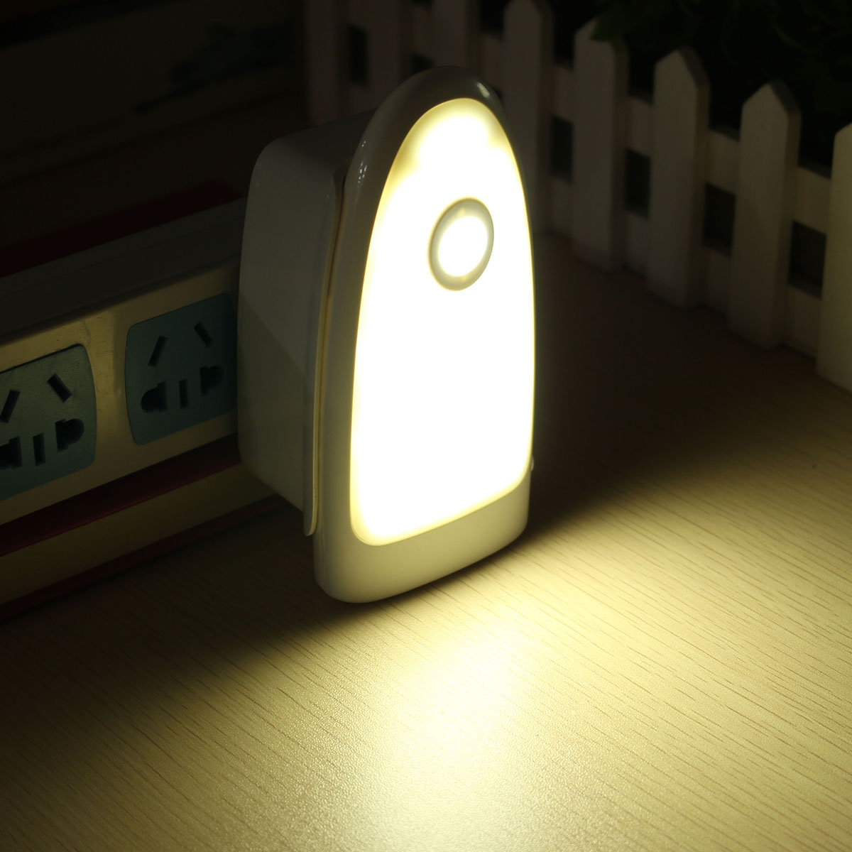 Led smart night lamp - New Night Lamp Led Night Light Lamp For Bedroom Smart Wireless Pir Motion Sensor Bedside Hallway