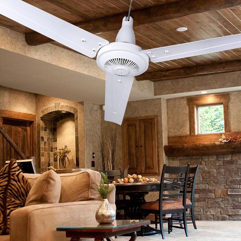 Large Ceiling Fan Sizes: LK1409 2018 New 48 Inch Large Size Ceiling Fan Fan Speed