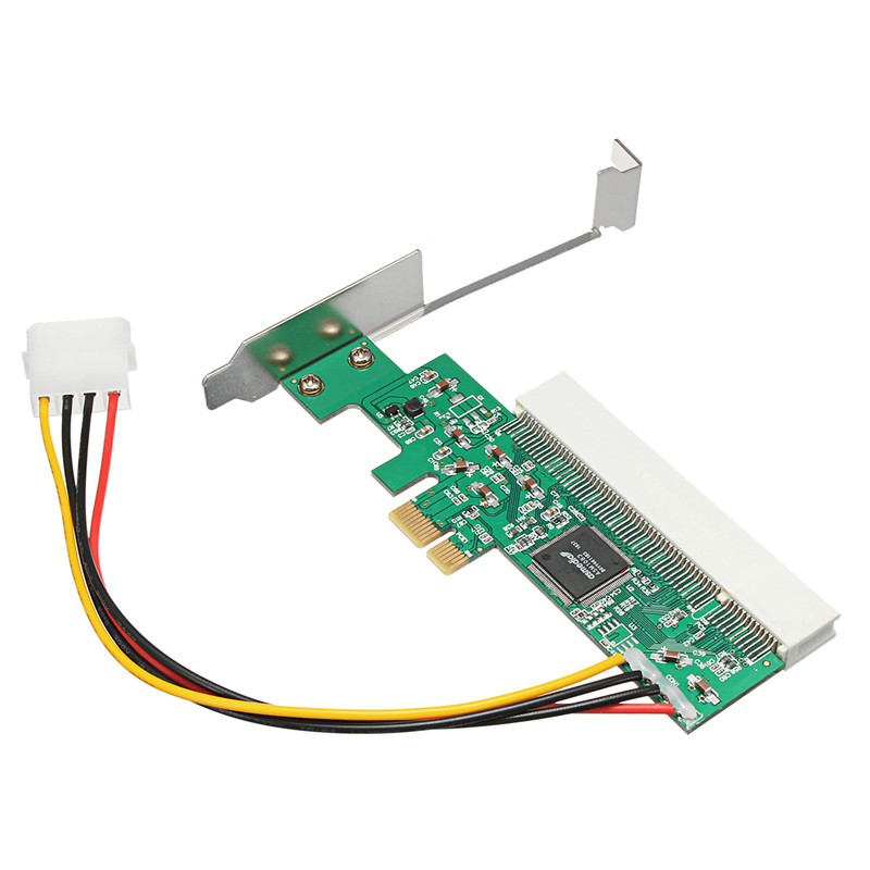 все цены на High Quality PCI-e PCI Express to PCI Transition Card PCI-E Riser Card Adapter Asmedia 1083 Chipset Green AC385V Transition Card онлайн