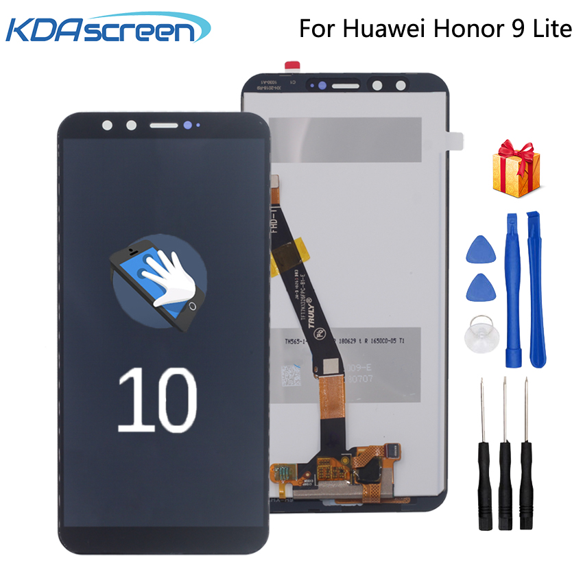 Original Für <font><b>Huawei</b></font> <font><b>Honor</b></font> <font><b>9</b></font> lite <font><b>LCD</b></font> <font><b>Display</b></font> Touchscreen Digitizer Für <font><b>Honor</b></font> <font><b>9</b></font> lite LLD-AL00 AL10 TL10 L31 <font><b>LCD</b></font> reparatur Teile image