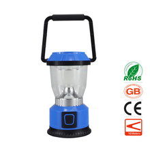 New High Strength ABS Material 3W 250 Lumens Led Camping Light Outdoor Solar Lantern With Power Bank and Multiple Charging.