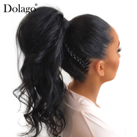 360 Lace Frontal Wig Pre Plucked With Baby Hair 180% Density Body Wave Brazilian Lace Front Human Hair Wigs Dolago Remy