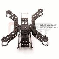 GARTT JUPITER X3 Full Carbon Fiber RC Quadcopter frame Interstellar Mini Drone
