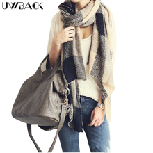 2016 New Brand Women Winter Scarf Cashmere Sweet Autumn Ladies Palid Scarves Long Soft Blanket Shawl Tartan Scarf 190*70cm XP052