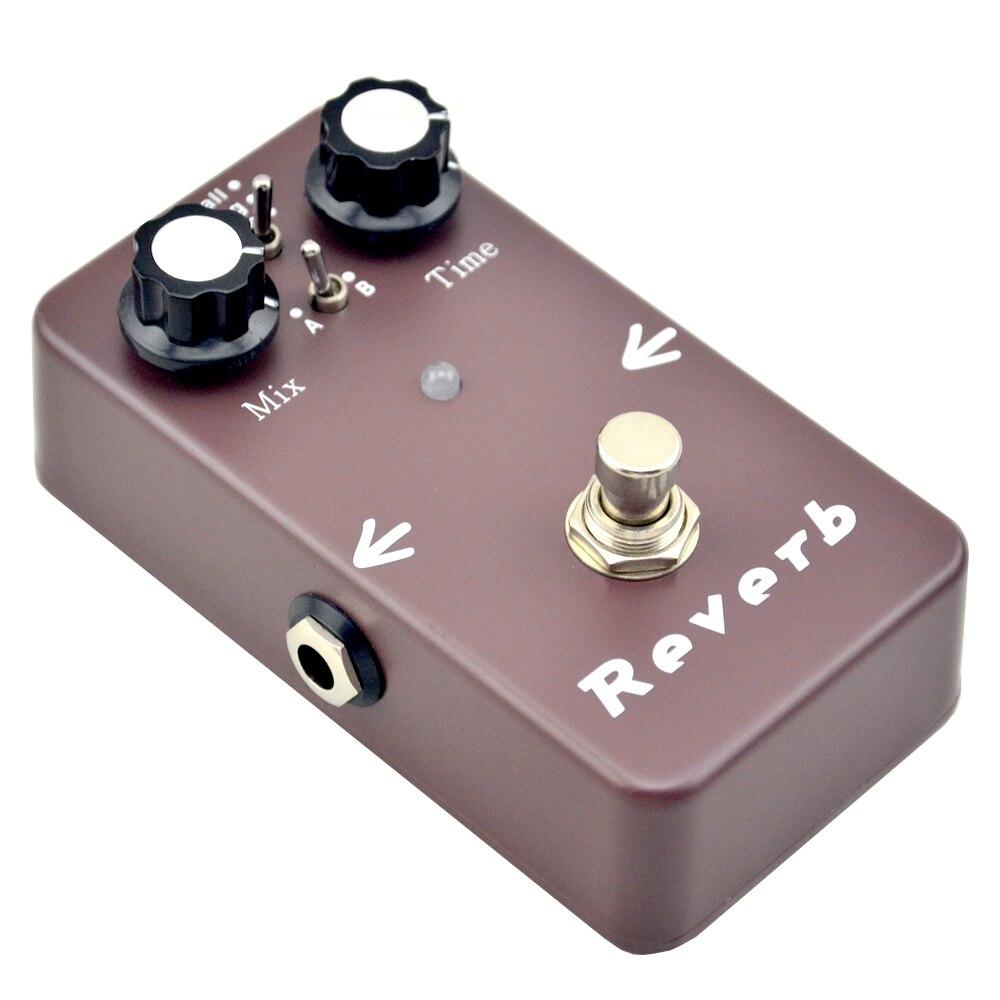 Reverbeffecten Pedaal Pedaalpedalen met elektrische gitaar Hall - Muziekinstrumenten - Foto 4