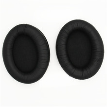 Replace Ear Pads For Sennheiser Hd201 Hd201s Hd180 Headphones Made Of Protein Leather And Memory Foam Ew# replacement high quality ear pads for hd201 hd180 hd201s headphones 3xue