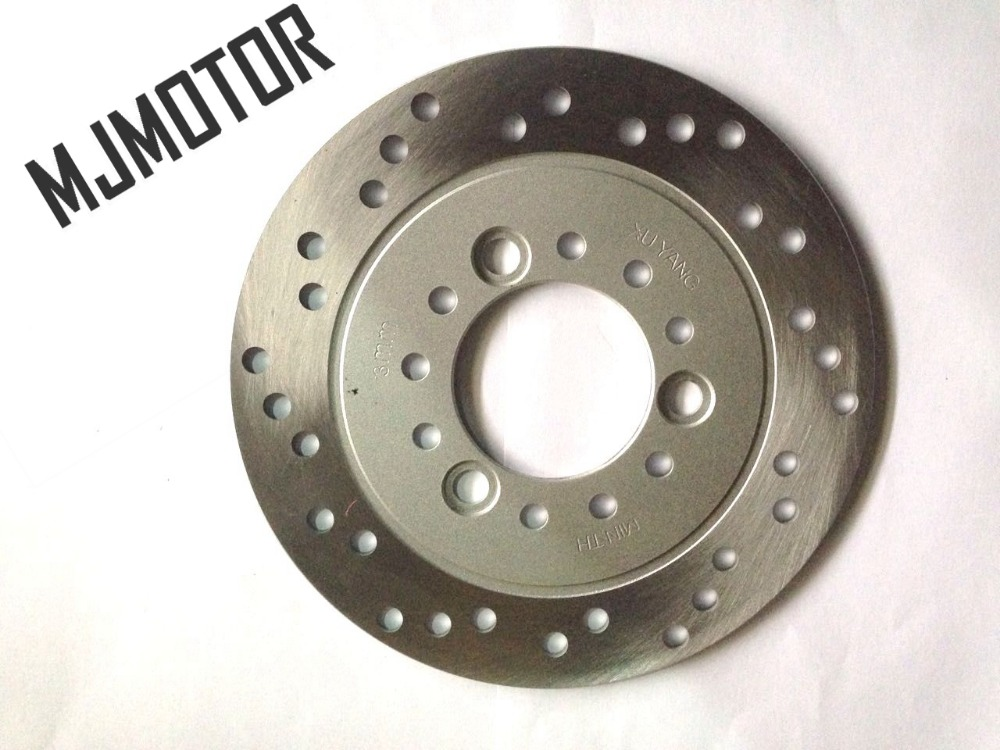 190mm Dia. Brake Disc For QJ Keeway Chinese GY6 Scooter Honda Yamaha Kawasaki Motorcycle ATV Moped Go Kart Spare Parts left side hydraulic rear brake handle assy for chinese scooter honda yamaha jog kawasaki motorcycle atv moped spare parts