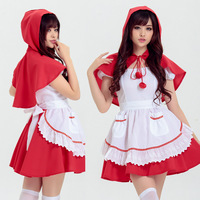 Sexy Maid Costume Sweet Gothic Lolita Dress Anime Cosplay Sissy Maid Uniform Plus Size Halloween Costumes For Women Vestidos