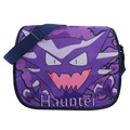 Anime Pocket Monster/Pokemon Devil Haunter Polyester Shoulder Bag/Messenger Bag/School Bag