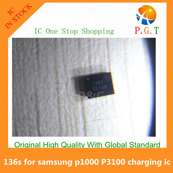 e3ed12e9b13d3 ⃝2 pcs para samsung P3100 p1000 30PIN carregamento ic 136 s - a2