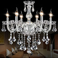 High Quality Crystal Chandelier Living Room Crystal Chandelier Lustres De Cristal Chandelier LED Suspension Include LED Bulb